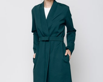 LeMuse green GREEN cardigan