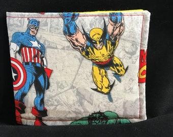 Child's Wallet - Wolverine & Marvel Comics