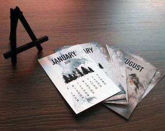 2018 Frost Desk Calendar