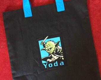 Yoda Library Bag