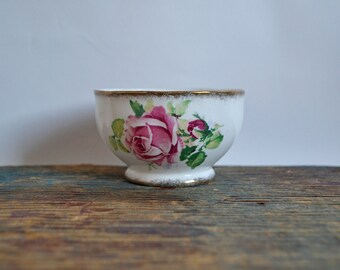 Vintage Lady Margaret Queen Anne China Open Sugar Bowl