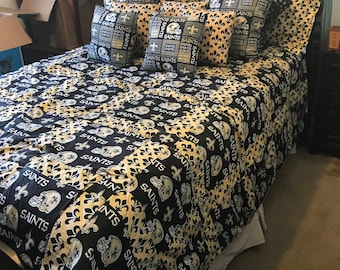 Saints Quilt Set