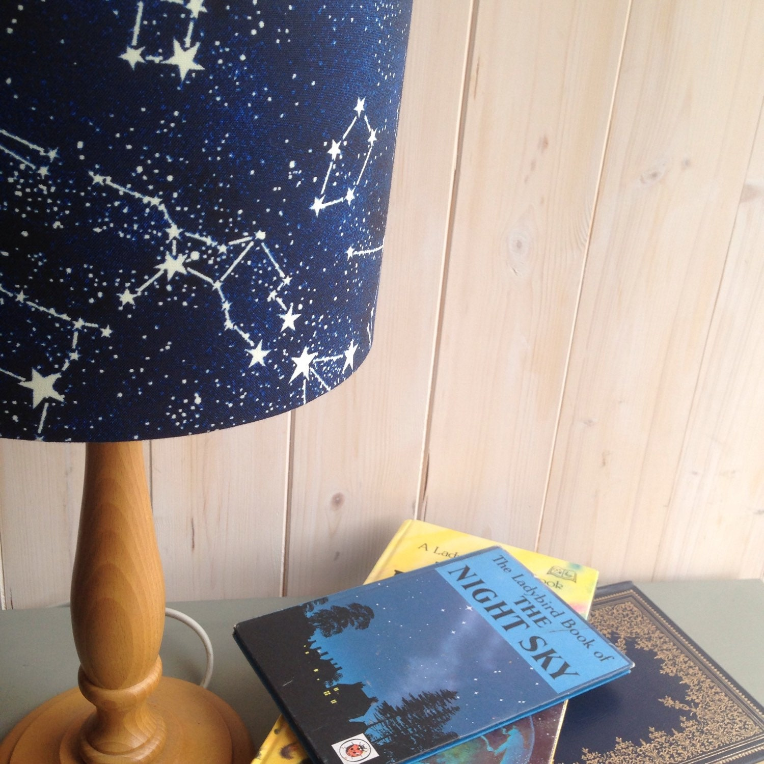 Star constellations glow in the dark lampshade only 15cm zoom aloadofball Choice Image