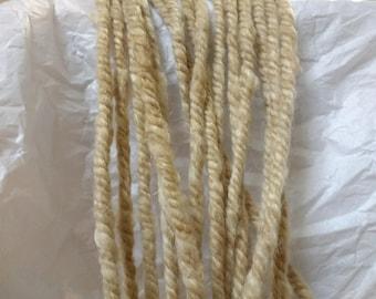 Very thick yarn, chunky weight yarn, chunky knitting yarn, super soft alpaca, soft for skin, hand spun chunky fluffy yarn crochet yarn thick