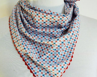Scarf perfect to protect and cover our neck