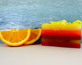 Citrus Sunrise Soap