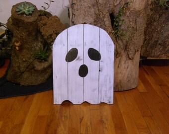 Ghost Pallet Decoration