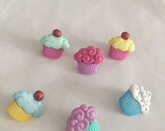 BIG Cupcake Accessories!