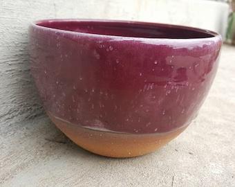 Blackberry Wine Bowl