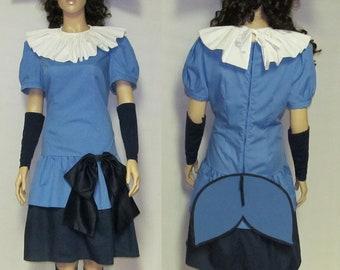 Pokemon Vaporean Lolita Cosplay Costume Size 4 6 8 10 12 14