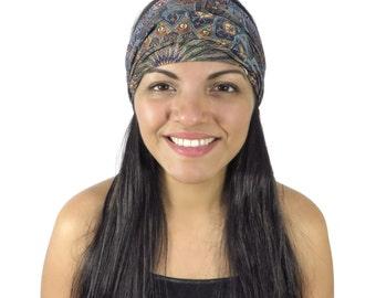 Buy 2 Get 15% Off, Running Headband, Yoga Headband, Fitness Headband, Women Headband, Bohemian Turban, Wide Head Wrap ,Boho Headband, W05