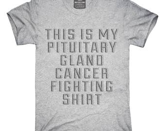 This Is My Pituitary Gland Cancer Fighting Shirt T-Shirt, Hoodie, Tank Top, Gifts