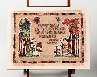 Forests - Decorative Tile