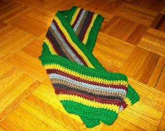 Colorful at College, Adult-Sized Scarf