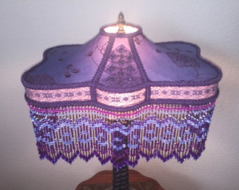 The Katie Victorian Lampshade