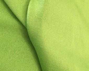 Recycled Polyester Spandex Jersey - Green (6006.33.00.00)
