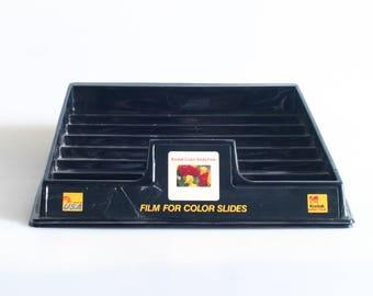 Kodak Color Slide Film Vintage Tray Display