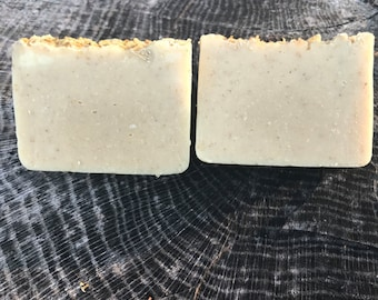 All Natural Oatmeal Soap