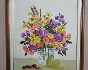 A flower bouquet