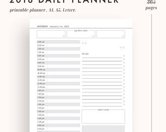 appointment planner 2018
