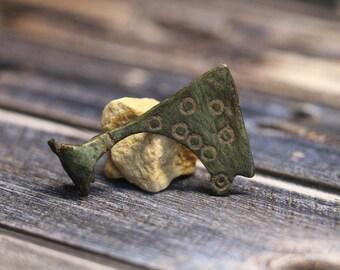 Ax Amulet Ax-amulet Bronze Ax 11-12 centuries Vikings Ax Viking weapons Vikings Viking Age ancient weapons Warrior Crusaders Age #6