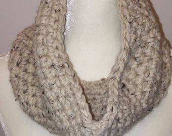Infinity Scarf- Natural
