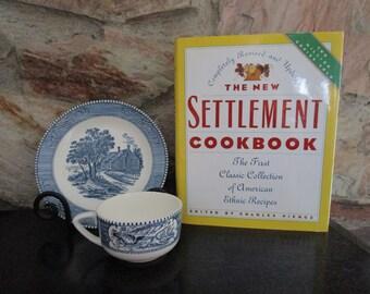 The New Settlement Cookbook