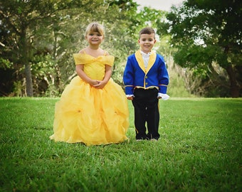 Beast Costume from Disney's Beauty and the Beast / Disney inspired Beast Suit, baby, toddler, child, boy