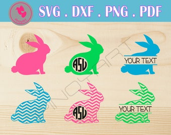bunny svg, easter bunny svg, bunny svg file, bunny dxf, bunny svg files for cricut, rabbit svg, easter svg, easter svg files for cricut, svg