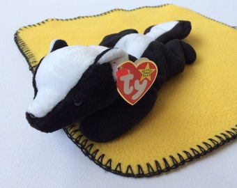 Stinky the Skunk, Ty Beanie Baby Collection