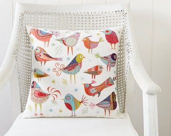 Bird Dance Cushion Kit