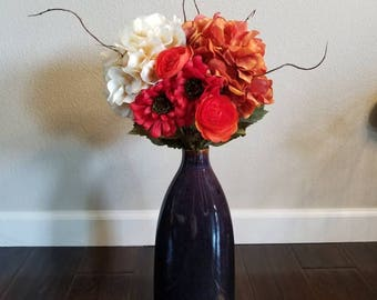 Floral Arrangement - Hydrangeas
