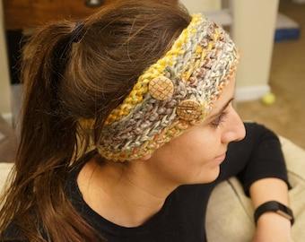 Broken Infinity Headband