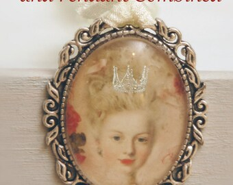 Valentines Gift - Broach and Pendant  'The Fairy Princess'