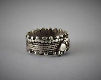 Antique Yemeni Jewish ring