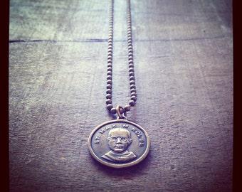 ST. MAXIMILIAN KOLBE Necklace