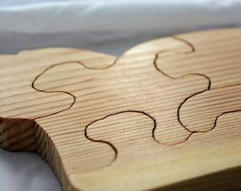 Easy 5 Piece Cat Puzzle