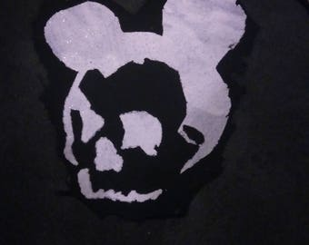 Mouse skull patch