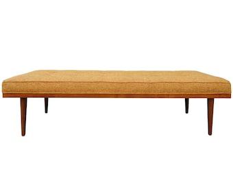 "Mid Century Modern Bench (""Alexandra"")"