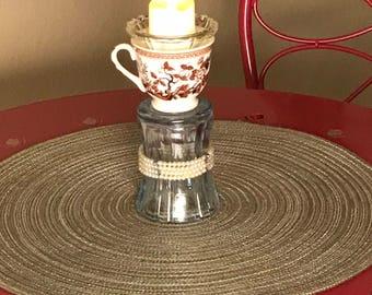 Timeless Elegance Candleholder