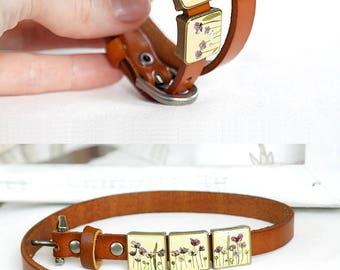 Unique bracelet gift wedding bracelet for her Best gift|for|mom Boho gift-for-daughter Natural gift-for-wife Nature gift friend boho jewelry