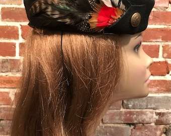 1950s Pillbox Hat