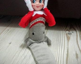 Elfie Shark Blanket