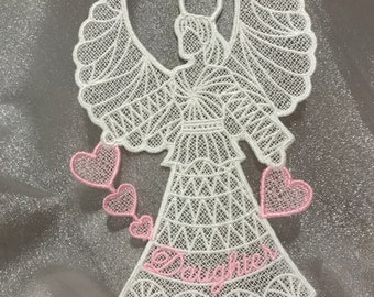 Daughter Angel (Free Standing Lace)