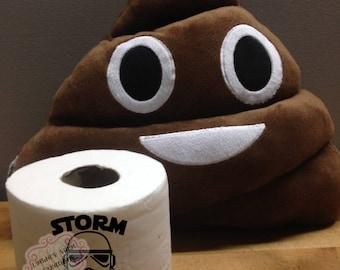 Storm Poopers Toilet Paper/Poop/Crap/EPS/SVG/DXF file