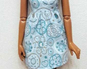 "print dress for 20"" Lorifina size dolls"