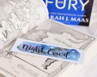 Rhysand&Feyre/Night Court bookmark
