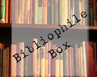 Bibliophile Box - Limited Edition