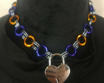"""The """"Wicked"""" Collar (2 in 2 Style)"""