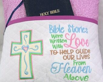 Bible Reading Pillow